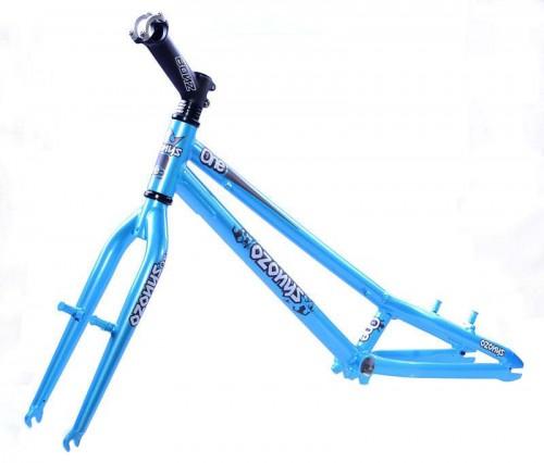Bicicleta Ozonys One