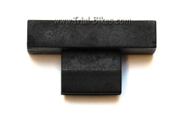 MONTY Bashplate Rubber
