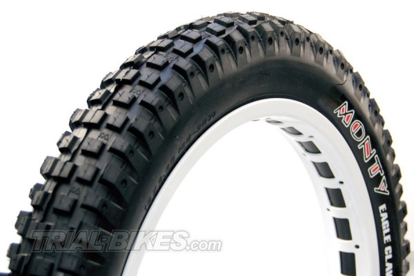 Monty Eagle Claw 19''  Rear Tyre