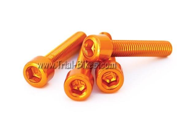 Tornillo Aluminio Soporte Hidráulico M5x23