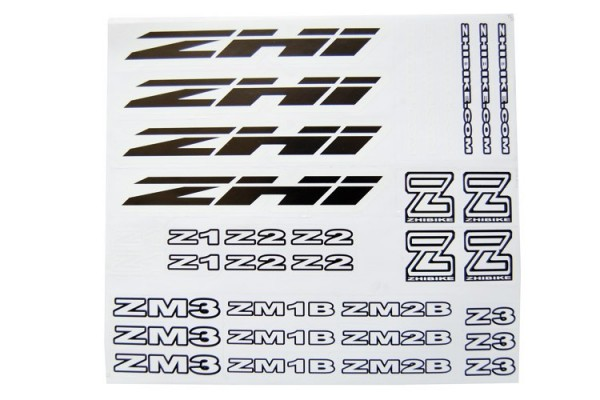 ZHI Stickers Set