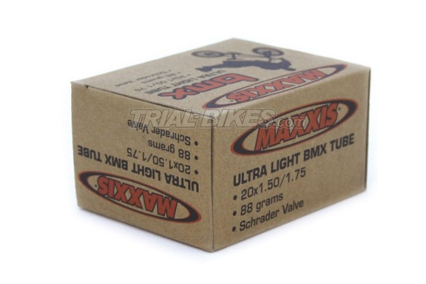 Cámara Maxxis Ultra Light 20x1.50/1.75