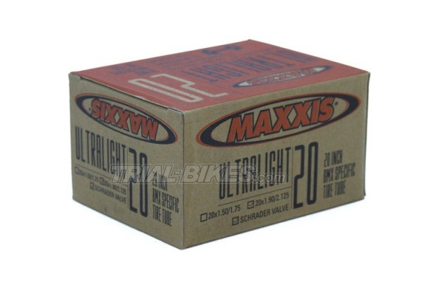 Maxxis Ultra Light 20'' Tube 20x1.90/2.125