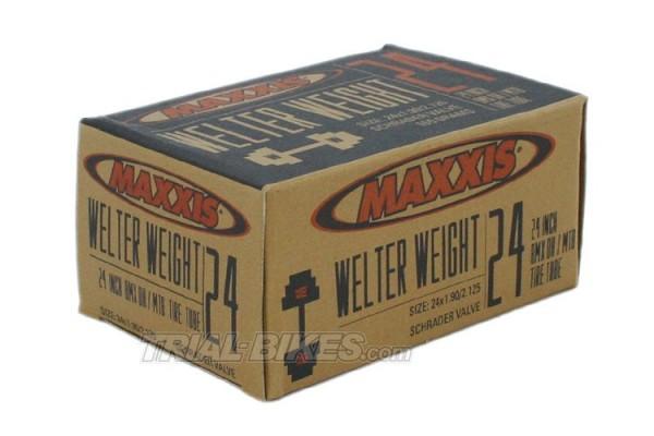 """Cámara 24"""" Maxxis Welter Weight 24x1.90/2.125"""