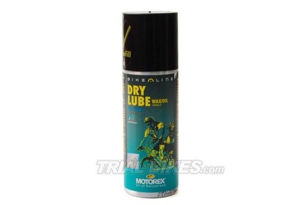 Motorex Dry Lube wax /oil Formula