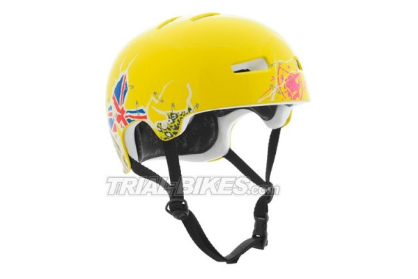 Casco TSG Evolution Sam Pilgrim