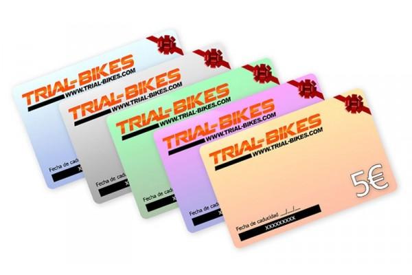 TrialBikes Gift Voucher
