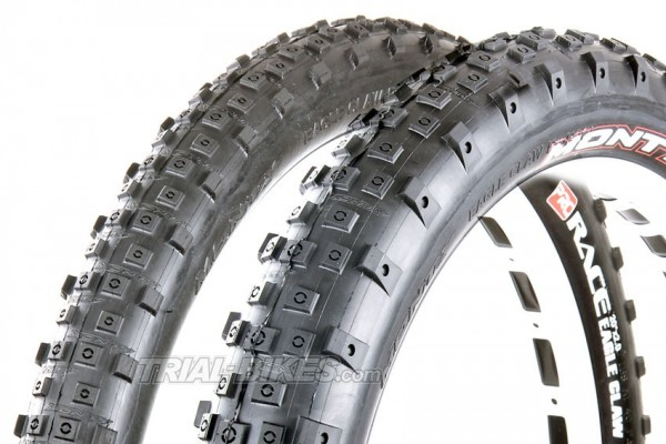 Monty Pro Race 20'' Tyres (pair)