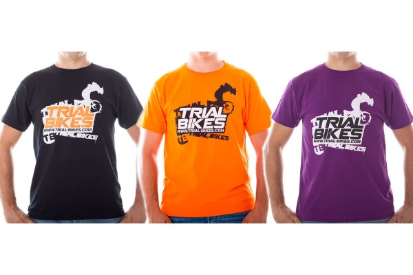 TrialBikes 2012 V1 T-Shirt