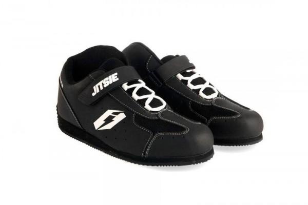 Jitsie Airtime Black Shoes