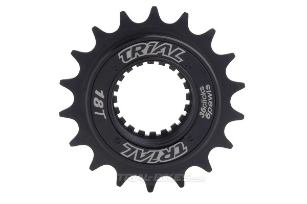 TR1AL 36.6 Freewheel
