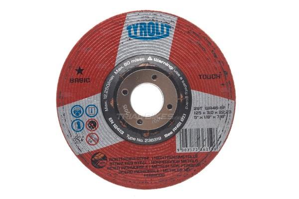 Grinding Disc Rim