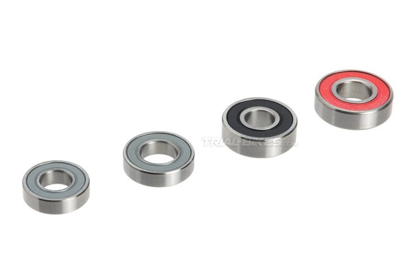 Echo Hub Bearings