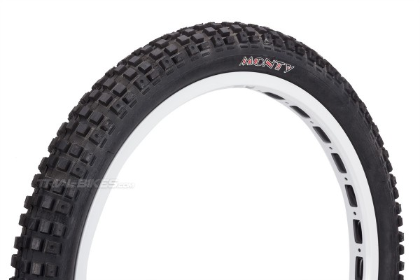 "Monty 20"" Front Tyre"