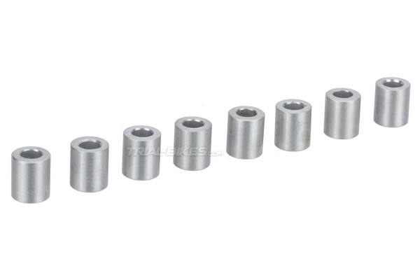 Try-All Pedal Cage Spacers (8 units)