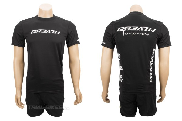 Breath Competition Short Sleeve Jersey