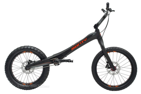 Bicicleta Monty M5 OS 2016 Carbono 20''