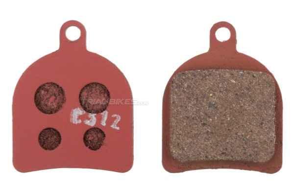 Hope Trial Zone / Tech Disc Brake Pads