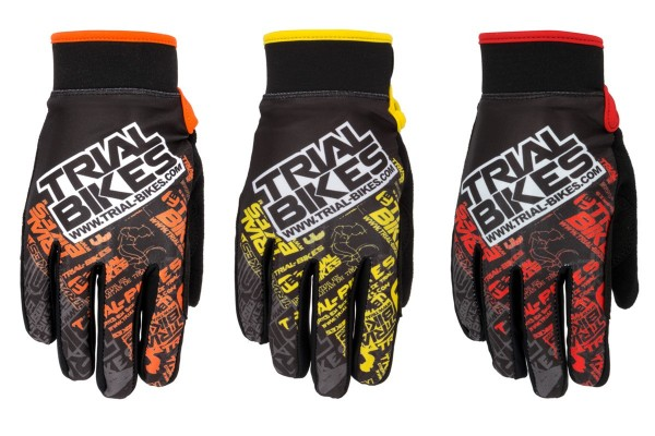 TrialBikes Team Gloves