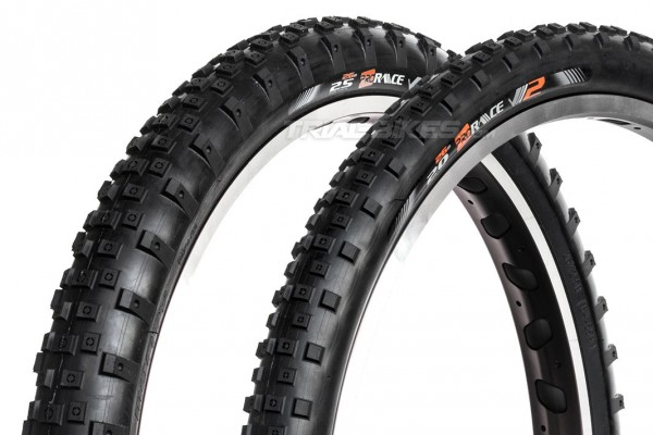Monty ProRace V2 26'' Tyre Set