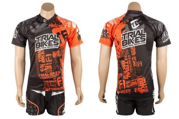 Camiseta TrialBikes Team 2016