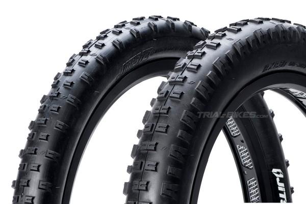 Jitsie Reverz 20'' Tyre Set