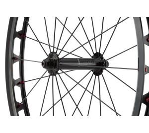 "Clean X2 20"" Front Non-Disc Wheel"