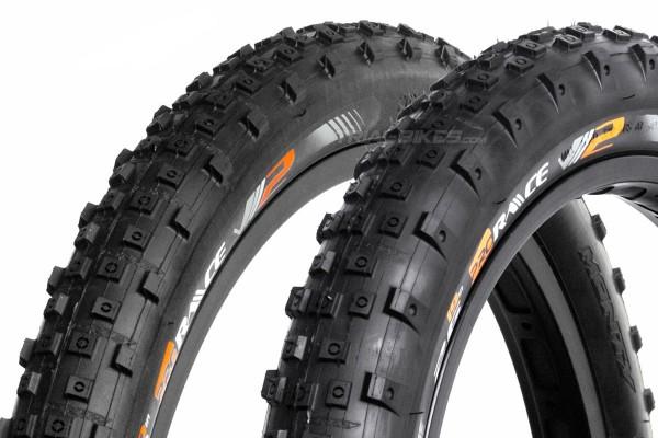 Monty ProRace V2 20'' Tyre Set