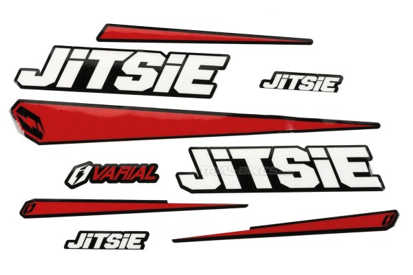 Jitsie Varial Sticker Kit