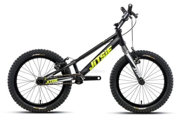 Bicicleta Jitsie Varial 18'' 740mm V-Brake