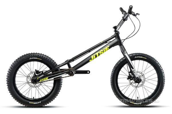 Bicicleta Jitsie Varial 20'' 970mm Disco