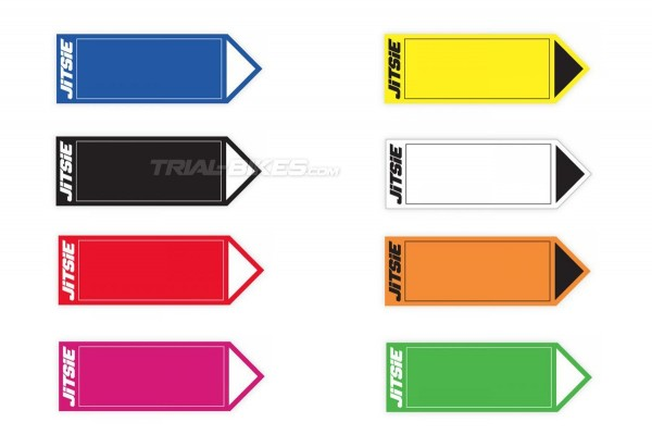 Jitsie Section Markers (pack of 10)