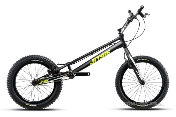 Bicicleta Jitsie Varial 20'' 1010mm HS