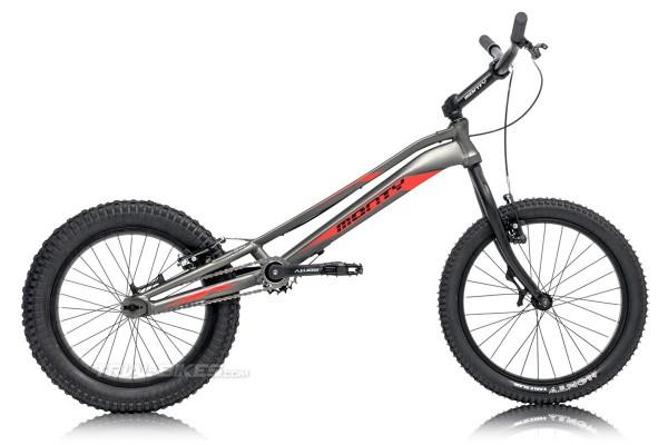 Bicicleta Monty 218 Kaizen 20''