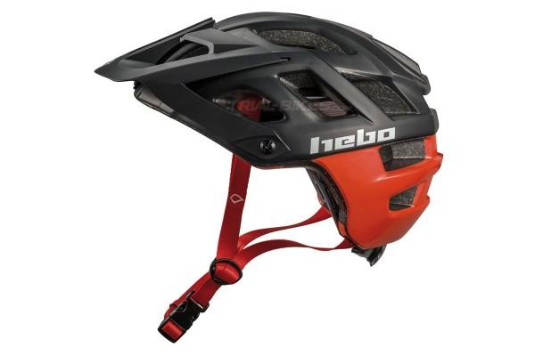 Casco Hebo Crank 1.0 Rojo/Negro