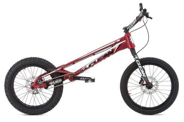 Bicicleta Clean X2 2017 20''