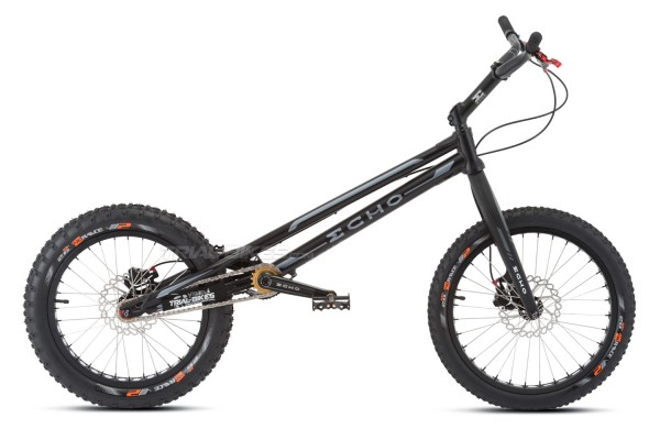 "Bicicleta Echo Ti Pro 2018 20"""
