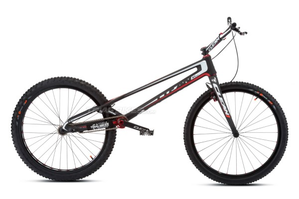 Bicicleta Clean K1 Carbono 26''