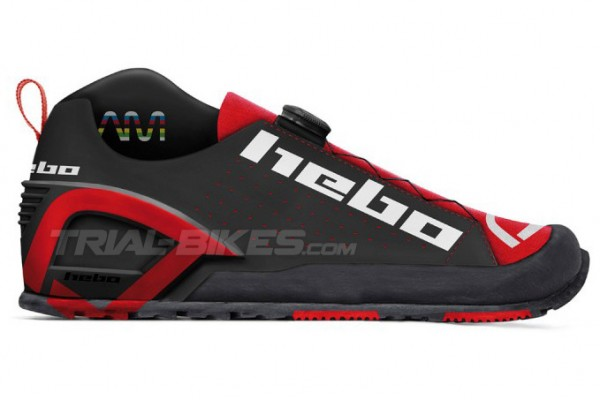 Hebo Bunnyhop Kids Trials Shoes