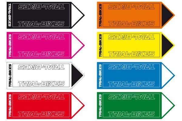 Flechas de zona TrialBikes (pack de 10 uds)