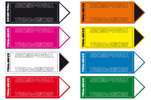 TrialBikes section markers (pack of 10)