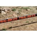 Cinta de marcaje de zona TrialBikes NEGRA (250m)