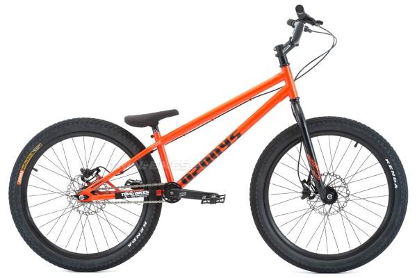 "Bicicleta Ozonys Crown 24"""