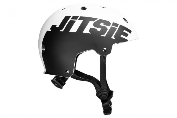 Jitsie C3 Solid White/Black