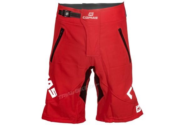 Pantalón corto Comas Rojo