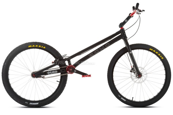 "Echo Mk6 Plus 26"" Bike"