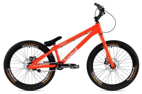 "Bicicleta Inspired Fourplay Team 24"""