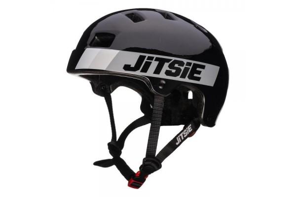 Jitsie B3 Craze Black Helmet
