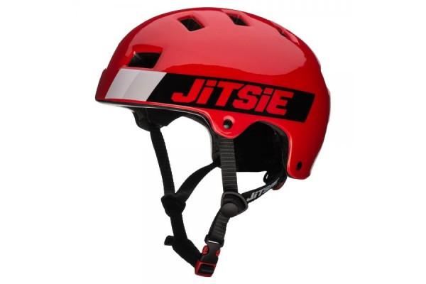 Jitsie B3 Craze Red Helmet