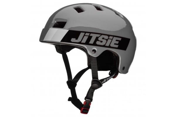 Jitsie B3 Craze Grey Helmet